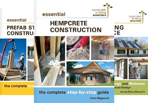 Sustainable Building Essentials (11 Book Series)