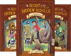The Secret of the Hidden Scrolls (8 Book Series)
