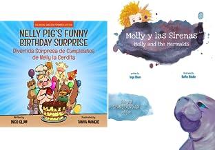 Kids Learn Spanish (2 Book Series)
