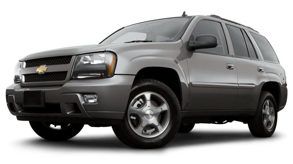 Amazon.com: 2008 Chevrolet Trailblazer Reviews, Images, and Specs ...