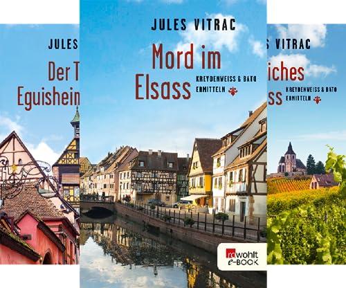 Ein Elsass-Krimi (Reihe in 3 Bänden)