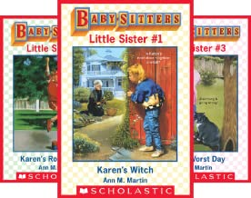 Baby-Sitters Little Sister (50 Book Series)