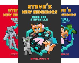 Steve's New Neighbor (12 Book Series)