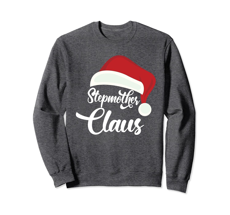 Stepmother Claus Family Matching Pajama Santa Christmas Sweatshirt