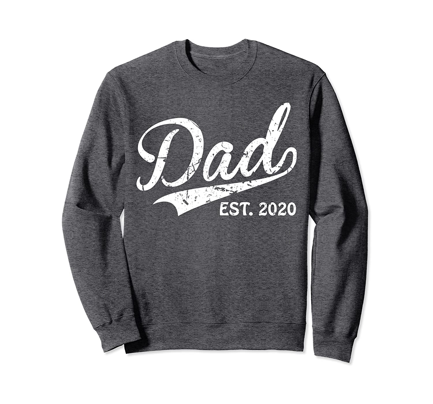 Best Fathers Day Gifts 2020.Amazon Com Best Dad Est 2020 Vintage New Dad T Shirt