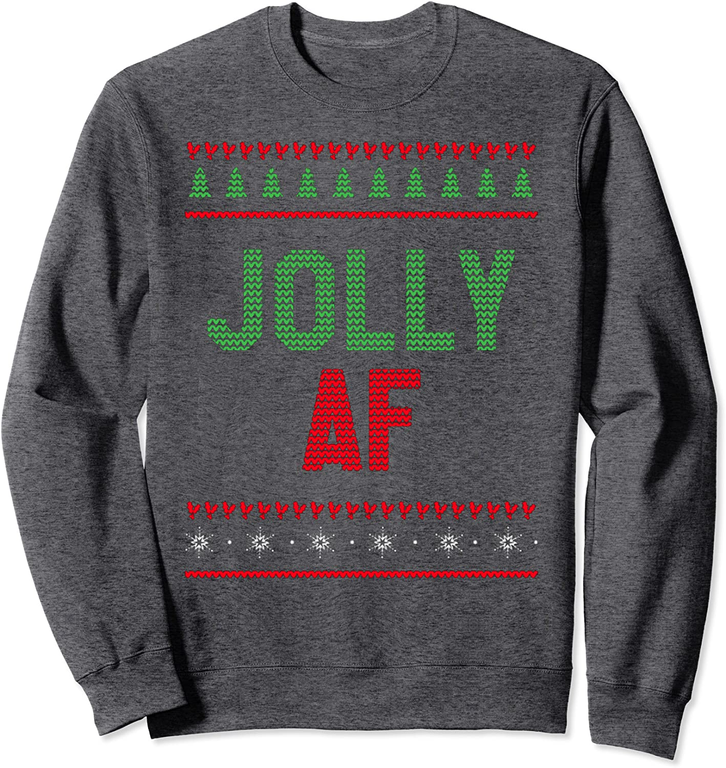 Christmas Sweater For Men Jolly Ugly Christmas Sweater Ornament Holiday Shirt This Guy Loves Christmas Sweatshirt Christmas Shirt