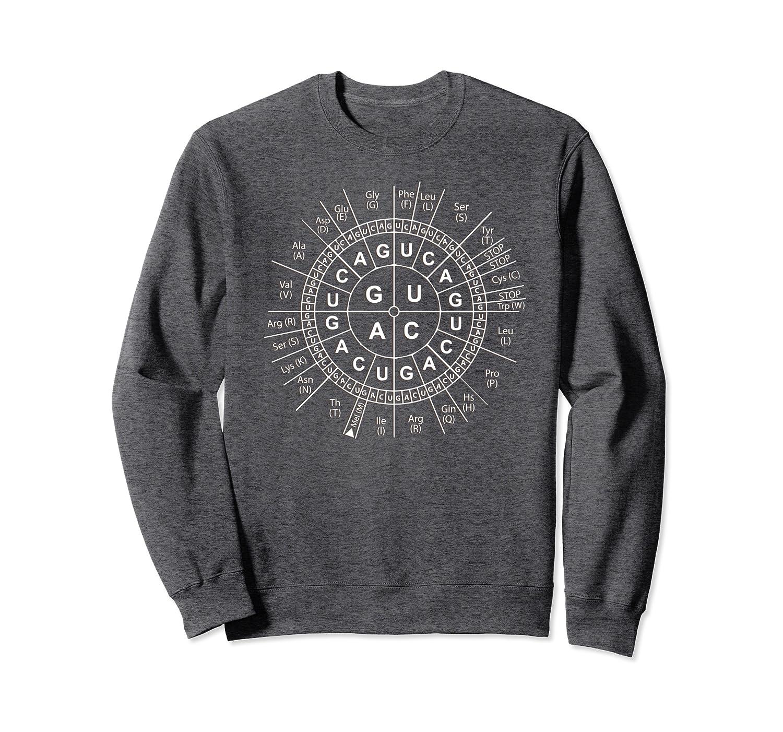 Awesome Biology Genetic Code Sun Science Humor Gift Sweatshirt-TH