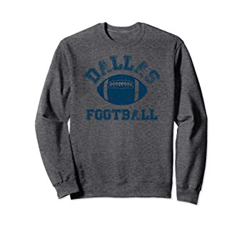 Image Unavailable. Image not available for. Color  Dallas Distressed Pro  Football Team Sweatshirt Mens Womens 56e1ab823