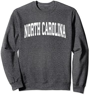 North Carolina Souvenir Unisex Crewneck Sweatshirt