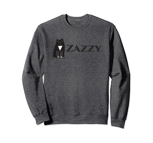 Feelin' Zazzy Sweatshirt