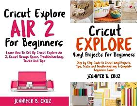 cricut explore (2 Book Series)