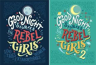 Good Night Stories for Rebel Girls (2 Book Series)