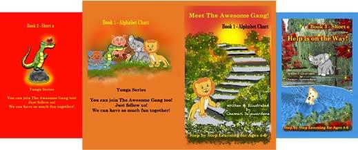 Yunga Series (3 Book Series)