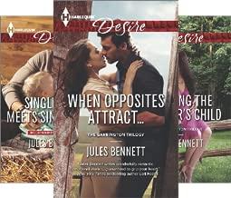 The Barrington Trilogy (3 Book Series)