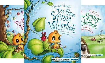 Die kleine Spinne Widerlich (Reihe in 8 Bänden)