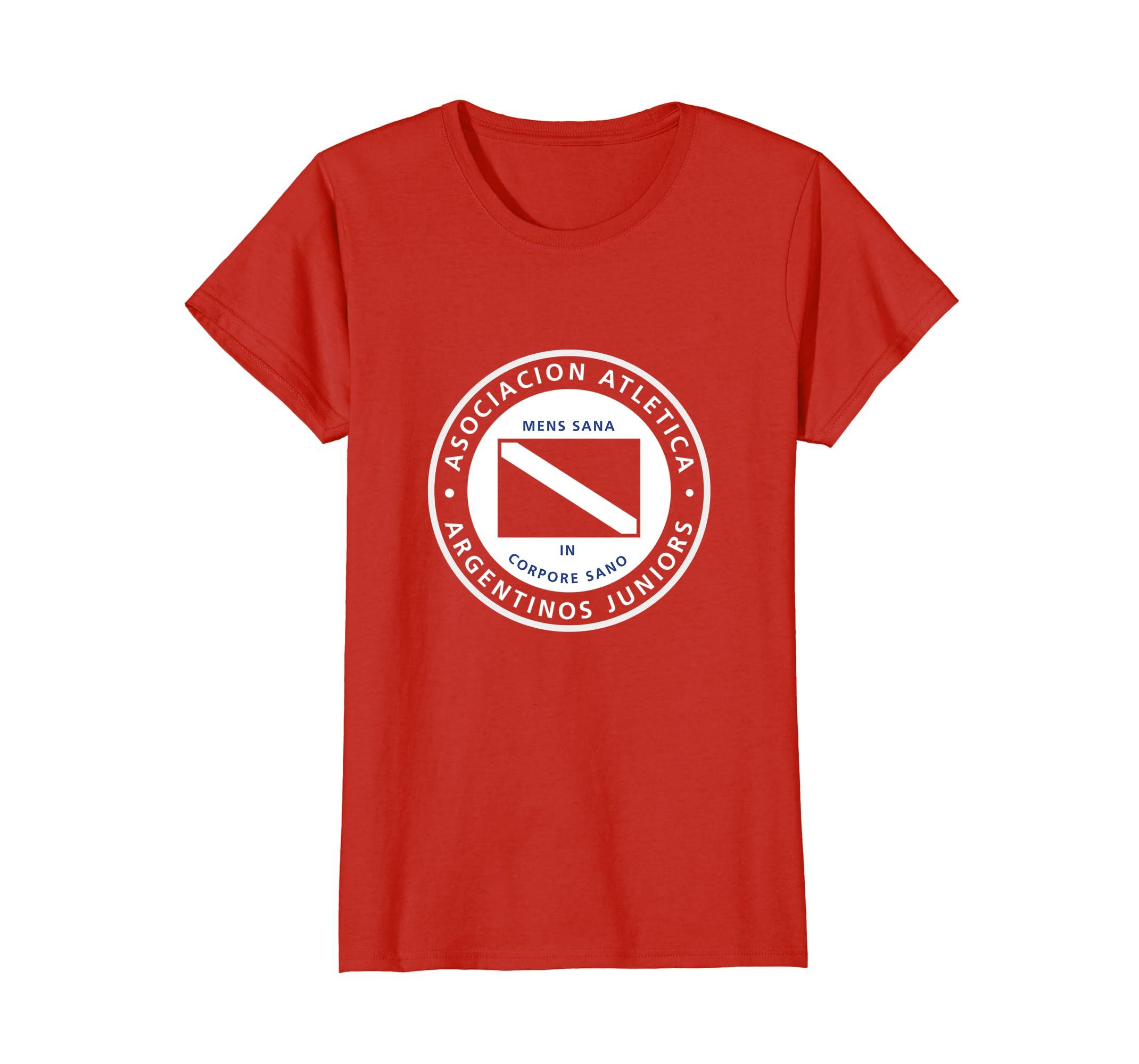 Amazon.com: A.A.A.J. Argentino Juniors Argentina Camiseta TShirt Jersey: Clothing