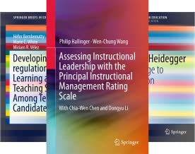 SpringerBriefs in Education (51-100) (50 Book Series)