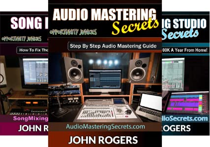 Music Production Secrets - Audio Engineering, Home Recording Studio, Song Mixing, and Music Business Advice
