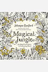 Magical Jungle: An Inky Expedition & Colouring Book Paperback