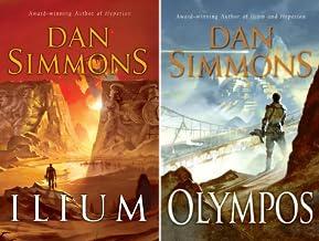 Ilium series (2 Book Series)