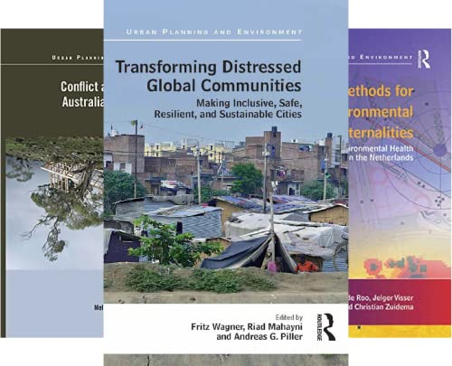 Urban Planning and Environment (21 Book Series)