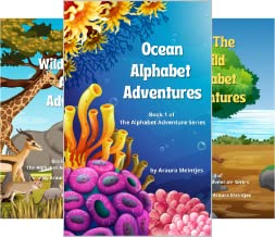 The Alphabet Adventure Series (8 Book Series)