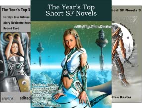 The Year's Top Short SF Novels (8 Book Series)
