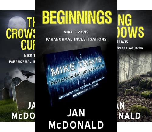 A Mike Travis Paranormal Investigation (7 Book Series)