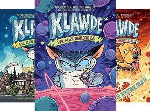 Klawde: Evil Alien Warlord Cat (3 Book Series)