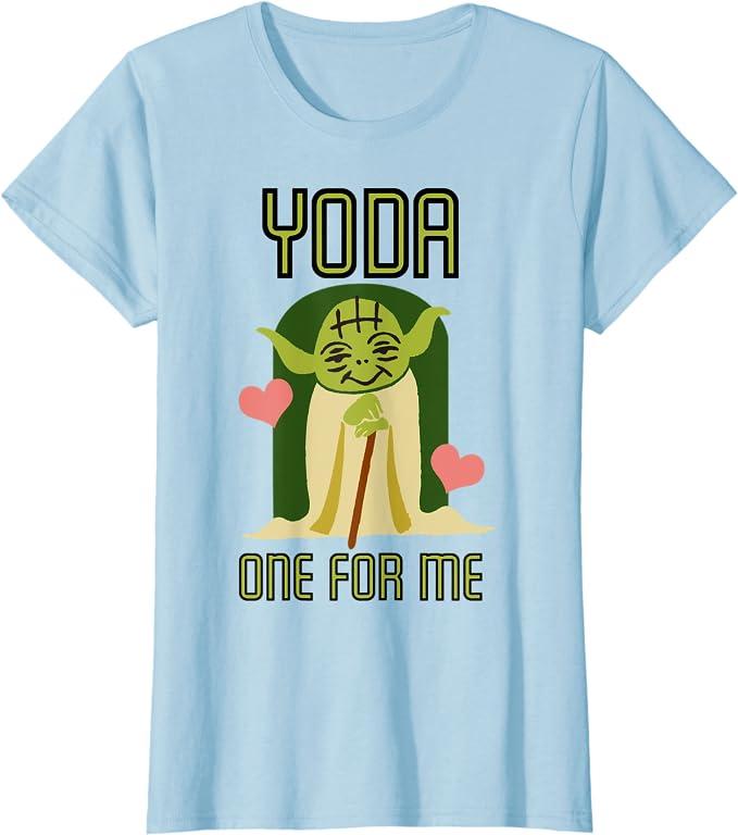 baby yoda star wars tshirt valentines gift