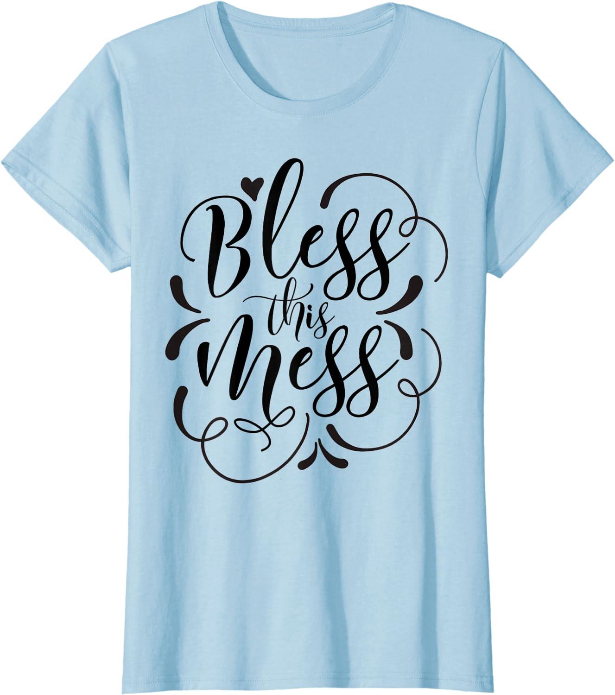 Bless this Baby Shirt Mess Baby Shirt Messy Baby Shirt -- Bless this Mess Baby Shirt-- Bless this Mess Shirt Baby Shirt