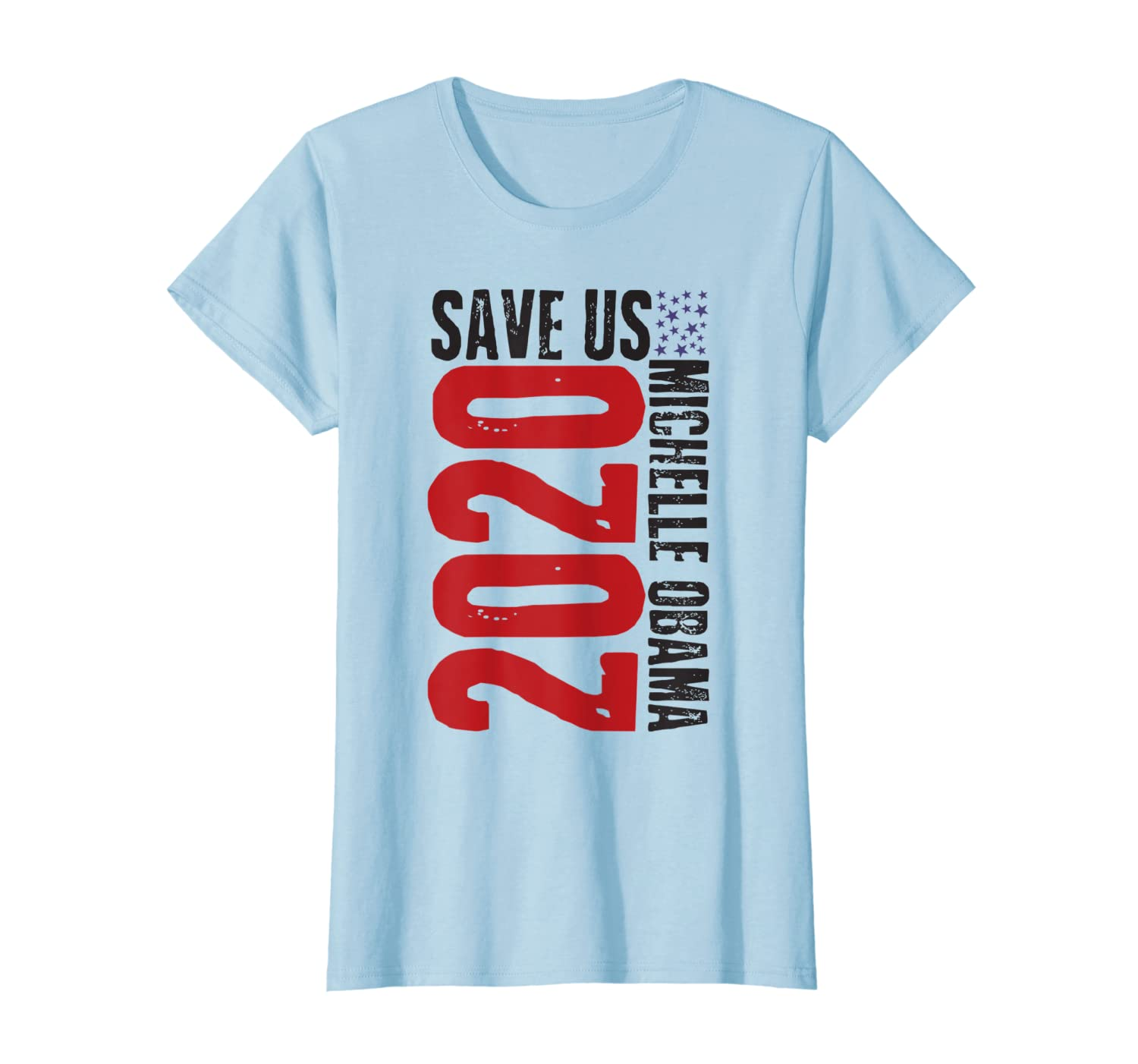Save Us Michelle Obama Election 2020 T Shirt