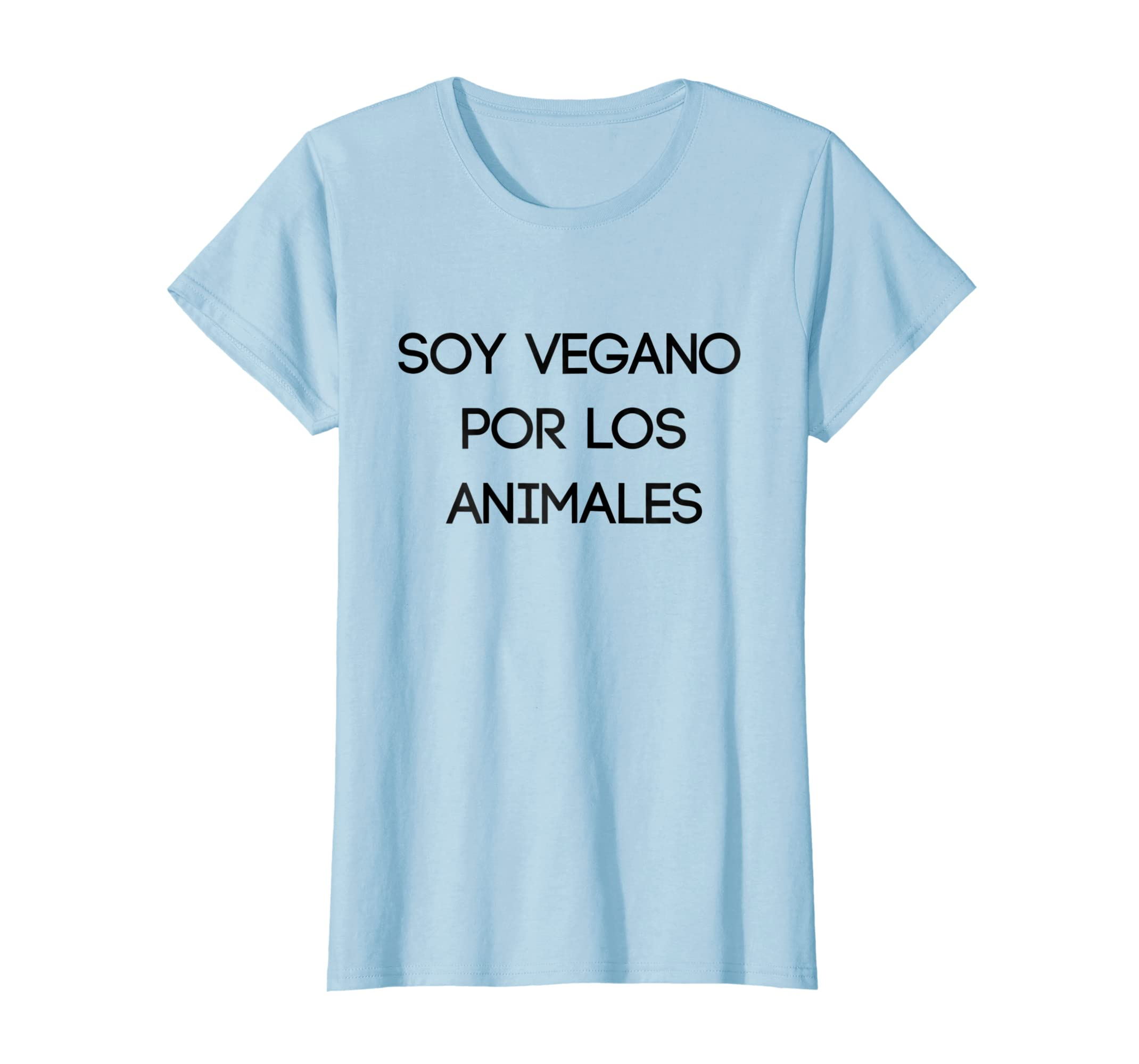 Amazon.com: Soy vegano por los animales ropa vegana shirt camisa: Clothing