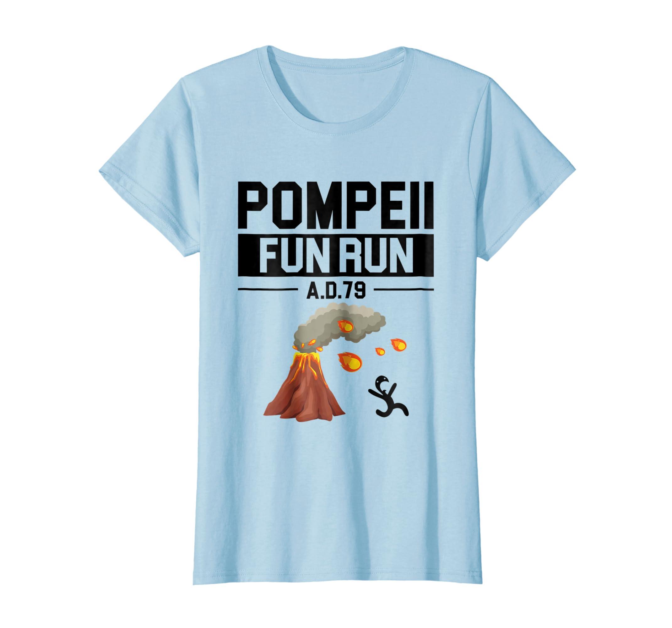 Amazon Pompeii Fun Run