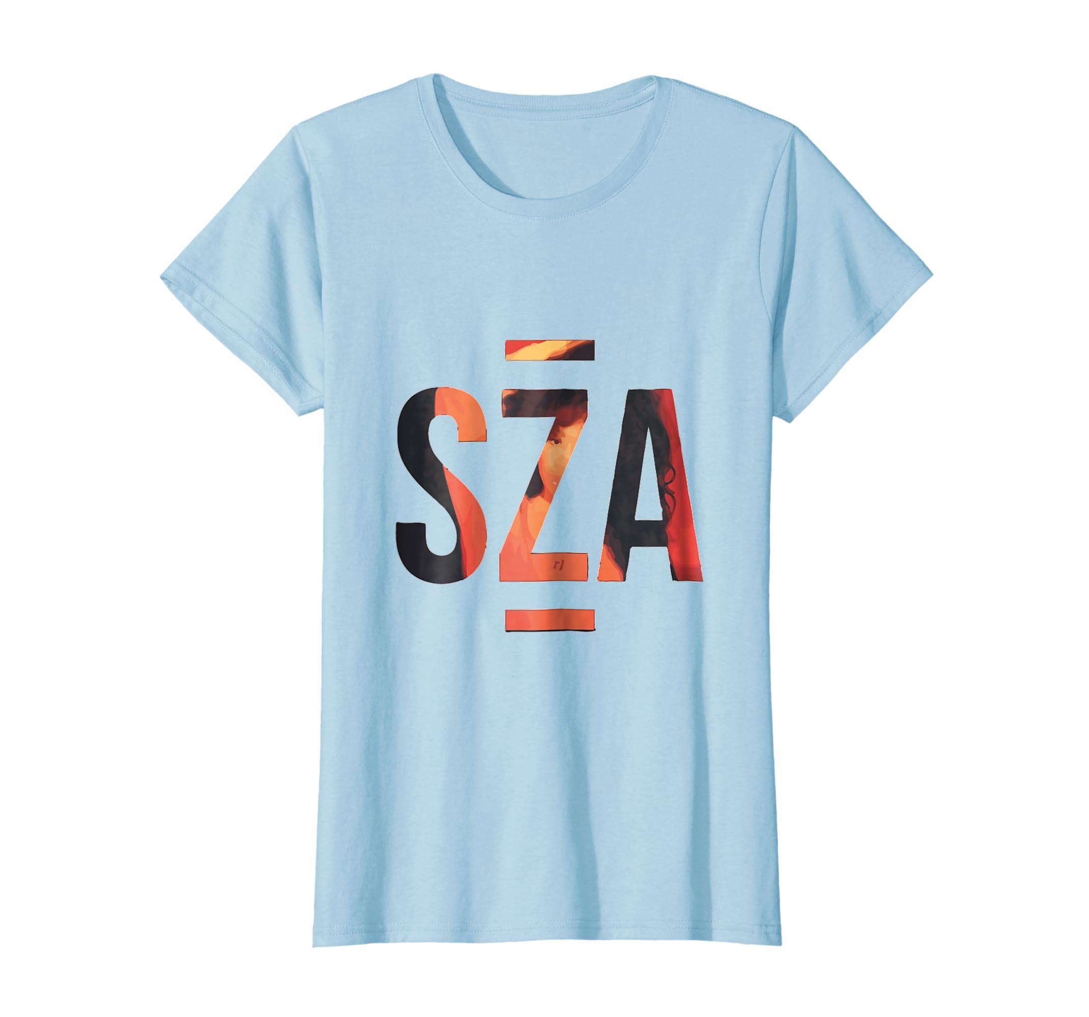da6c6018 Amazon.com: SZA T-shirt: Clothing