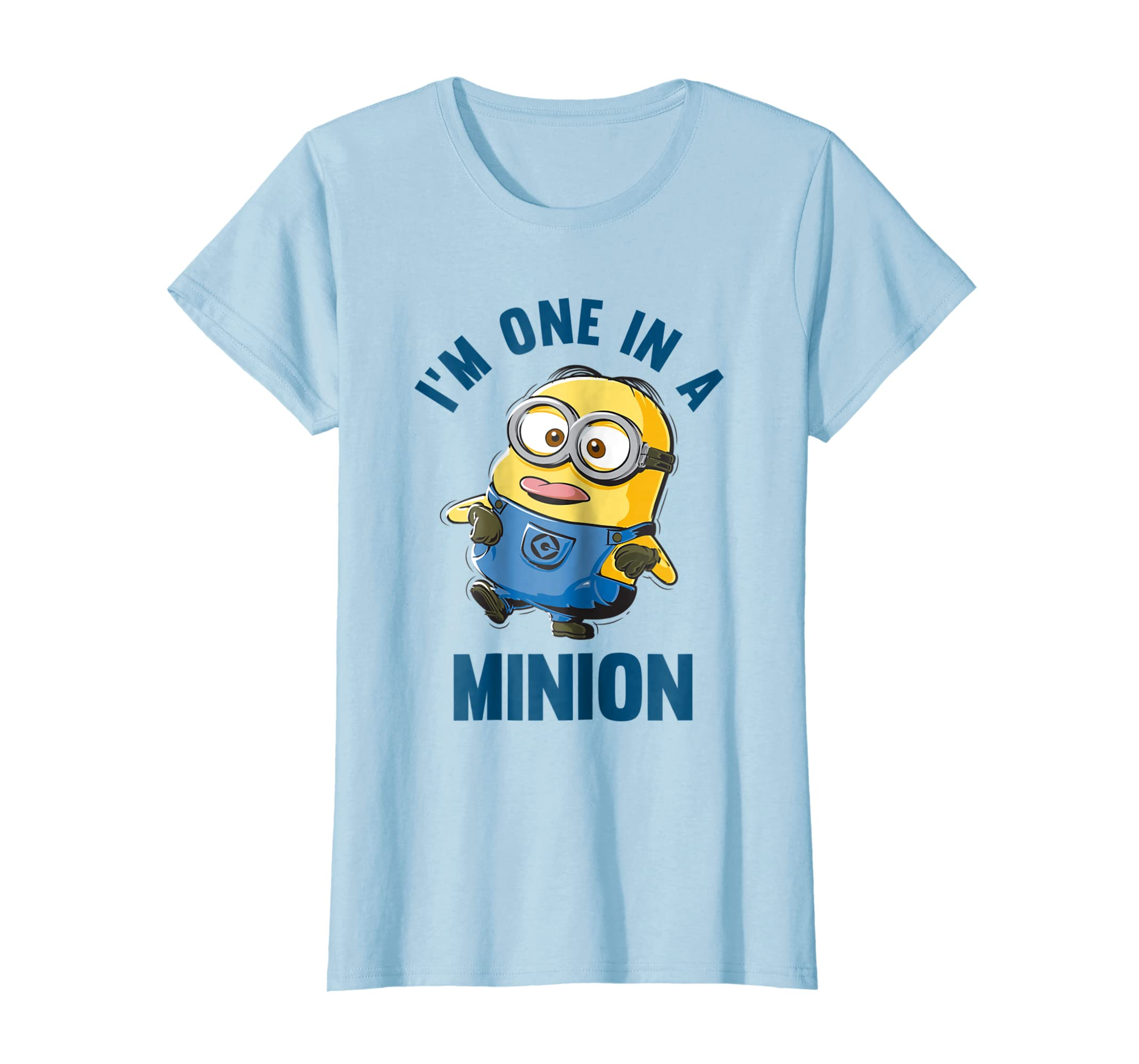 256bd572ebc Amazon.com  Despicable Me Minions Dave One In A Minion Graphic T-Shirt   Clothing