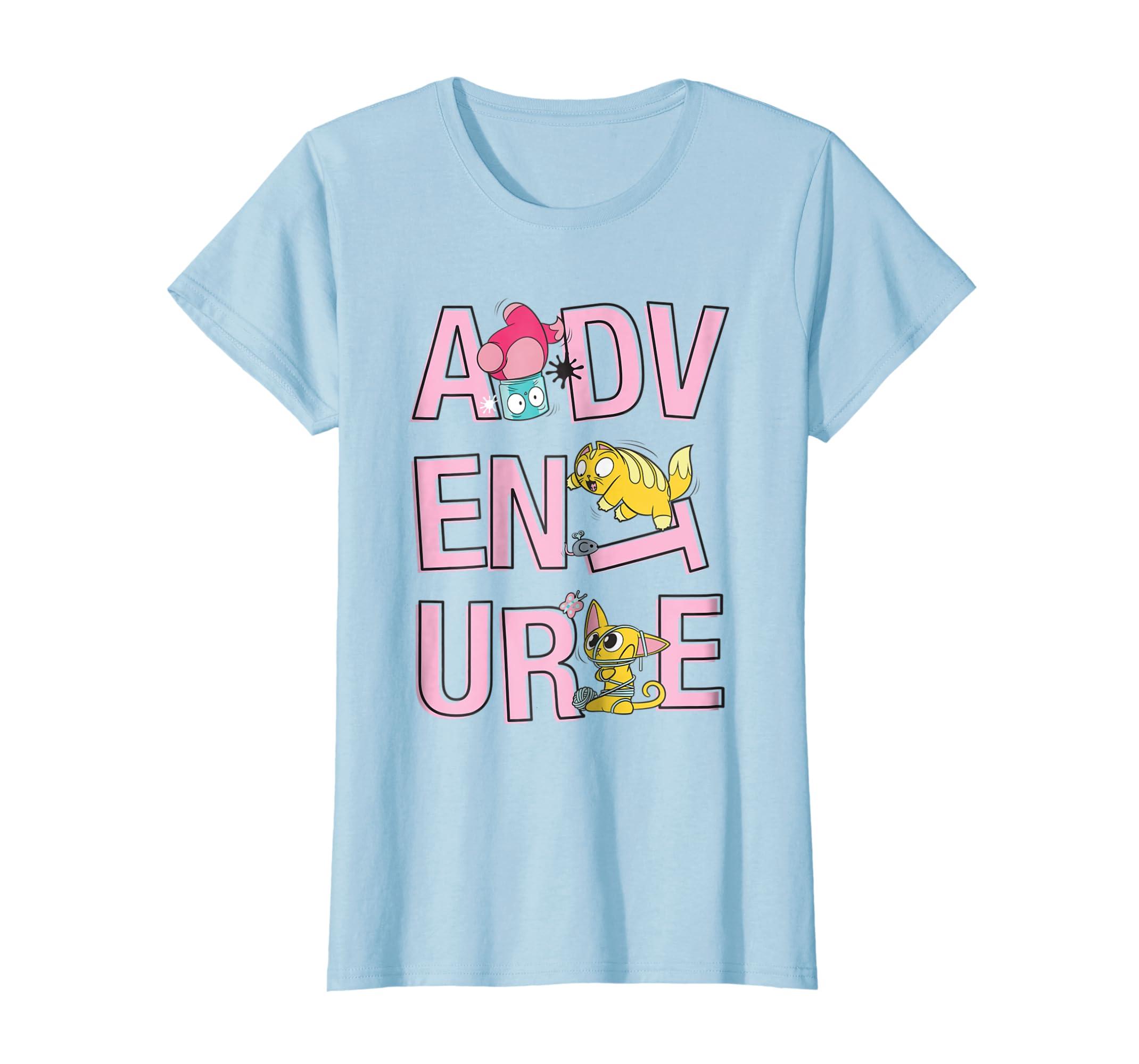 Lost Kitties T-Shirt Series 1 Girls Adventure-fa