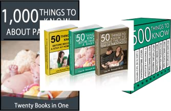50 Things to Know Parenting (3 Book Series)