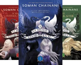 School For Good And Evil (5 Book Series)