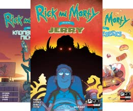 Rick and Morty Presents (15 Book Series)