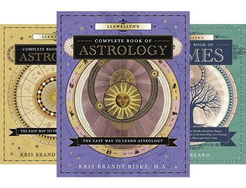 Llewellyn's Complete Book Series (15 Book Series)