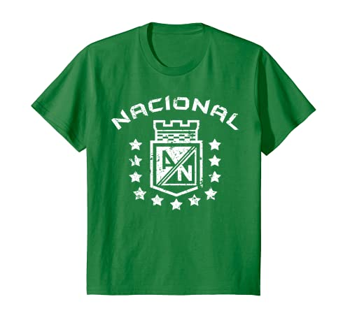 Amazon.com: Atletico Nacional Medellin Colombia Camiseta Tshirt futbol: Clothing