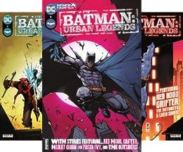 Batman: Urban Legends (2021-) (4 Book Series)