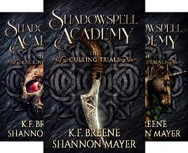 Shadowspell Academy (3 Book Series)