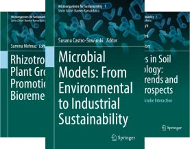 Microorganisms for Sustainability (18 Book Series)
