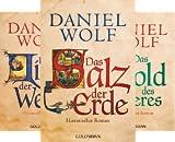 Die Fleury-Serie (Reihe in 4 Bänden)
