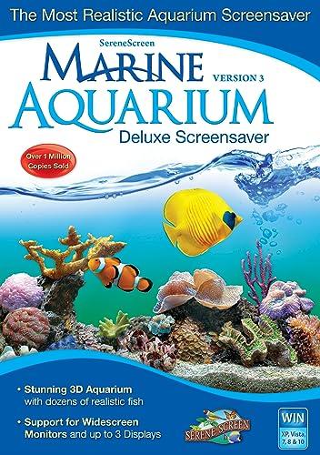 Marine Aquarium Deluxe 3.0 for Windows [Download]