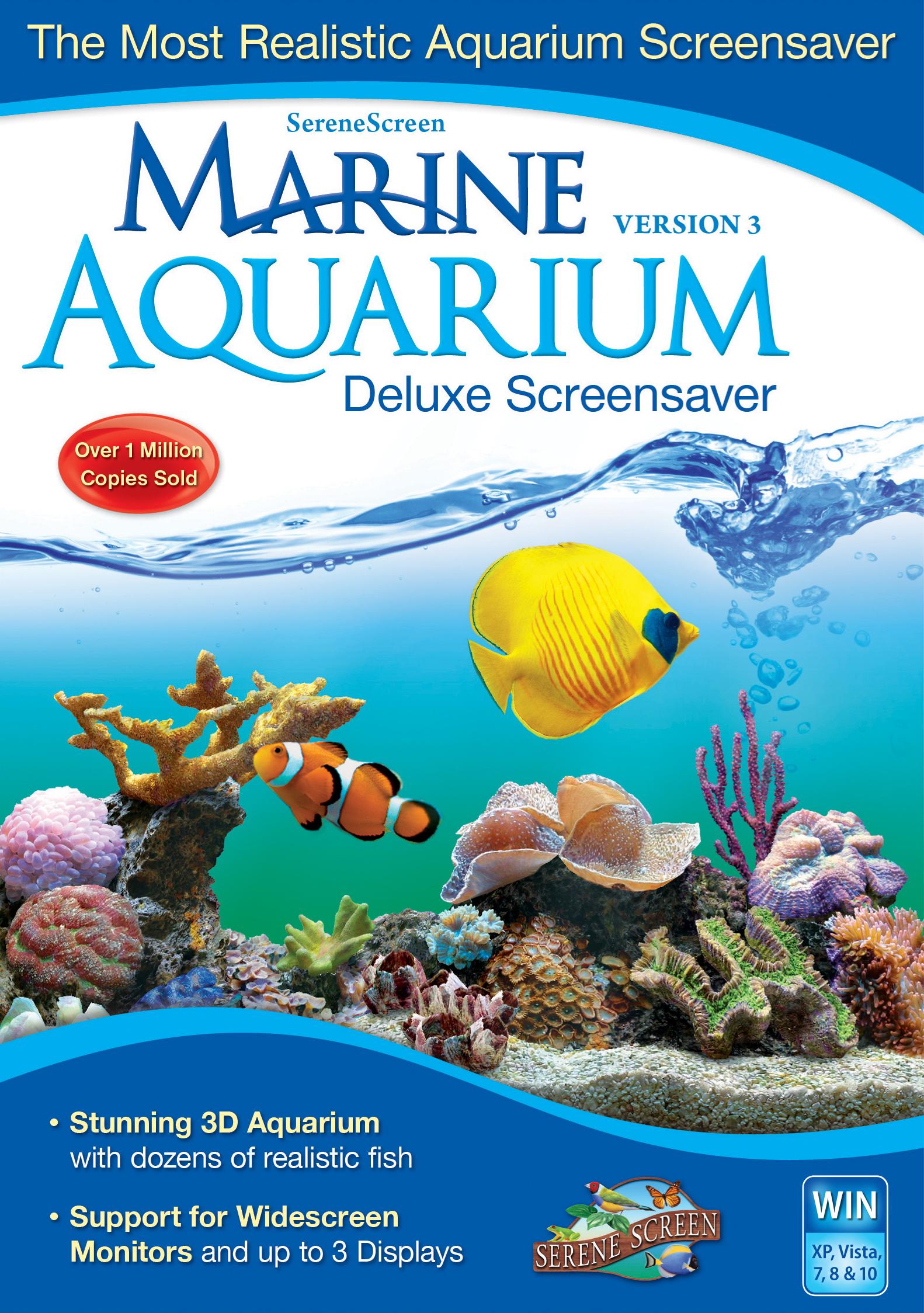Best Aquarium Screensaver For Windows 10