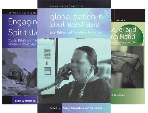 Asian Anthropologies (5 Book Series)
