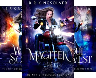 The Rift Chronicles (3 Book Series)